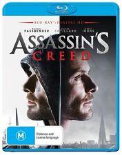 Assassin's Creed (Blu-ray, 2017)