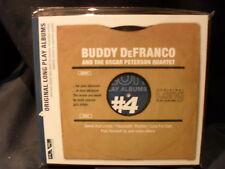 Buddy DeFranco And The Oskar Peterson Quartet