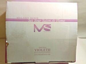 Melody Susie Gel Nail Polish Dryer Violet Series Violet II