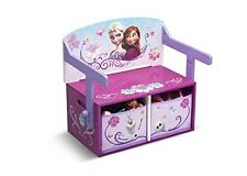Delta Children Frozen Table Desk and Chair 3 in 1 Kids Christmas Girls Gift
