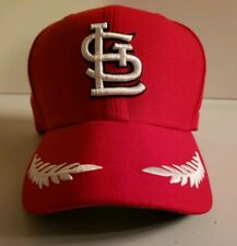 NEW ST. LOUIS CARDINALS NEW ERA FITTED HAT 7 1/8