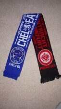 Chelsea FC v Eintracht Frankfurt Europa League Semi Final Match Day Scarf
