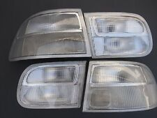 Ultra Rare! 1992-1995 Honda Civic Eg JDM 3DR  New Clear tail lights lenses Spoon