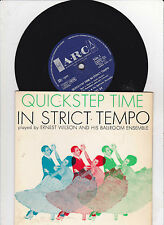 Quickstep Time in Strict Tempo - Ernest Wilson