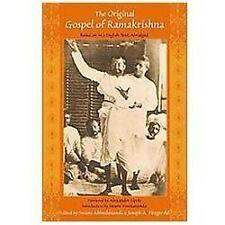 Original Gospel of Ramakrishna: Based in M's English Text, Abridged Library of