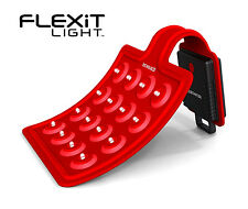 FLEXiT Light Flexible Hands Free LED Flashlight Camping / Caravan Car Workshop