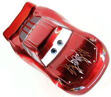 NEW Loose Disney Cars PINSTRIPE Lightning Dark Metallic McQueen  1:43 SCALE