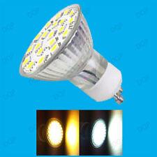 4.8W LED Spot Light BulbS GU10 MR16 E14 E27 B22 Warm White or Daylight Lamps
