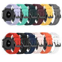 22mm Silicone Wristband Strap Bracelet for Huawei Watch GT2 Pro/GT 2e/GT2 46MM