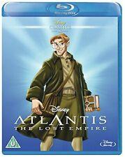 Atlantis The Lost Empire [Blu-ray] [Region Free] [DVD][Region 2]
