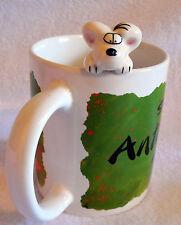 Diddl ANTI STRESS 3-D COFFEE MUG Thomas Goletz