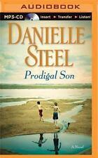 Prodigal Son by Danielle Steel (2016, MP3 CD, Unabridged)