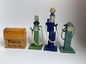 Vintage Dinky Toys Garage Accessories