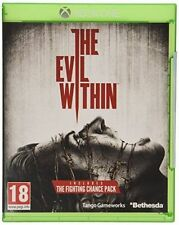 The Evil Within Bethesda Microsoft Xbox One Pegi 18 Video Game PAL