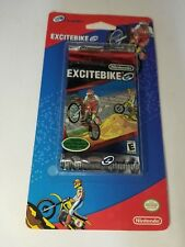 E Reader Excitebike Card Pack of 5 Scan Cards for Nintendo Game Boy Advance N16