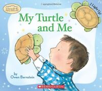 My Turtle and Me (Cloud B) by Owen Bernstein