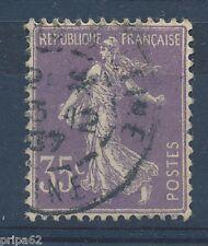 CO - TIMBRE DE FRANCE N° 136 oblitéré
