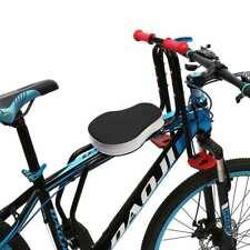 Seguridad estable Bebe Niño Niños Bicicleta Bici Asiento Delantero silla portador Sport