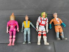 Kenner Ghostbusters Figures X4 - Vintage Retro Joblot / Collection