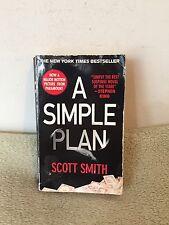 A Simple Plan by Scott Smith (1993) PB