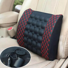 Specialized Electrical Car Auto Seat Cover Back Cushion Massage Lumbar Support