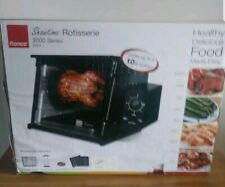 ronco 3000 showtime compact rotisserie black NIB