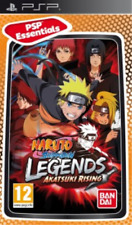 PSP-Naruto Shippuden: Legends - Akatsuki Rising (Essentials) /PSP  GAME NUOVO