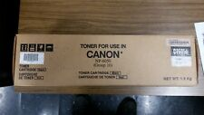 Canon NPG-10 Toner Cartridge Black NP-6050, See description for printer models