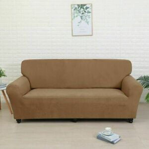 Thicken Plush Sofa Covers for Living Room Universal All-inclusive Couch Cover