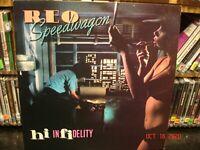 REO Speedwagon  Hi Infidelity   Vintage  LP  *see all pictures*