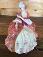 Vintage Royal Doulton Figurine Wistful HN 2396