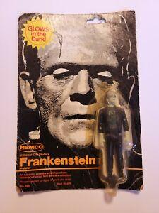 1980 Remco frankenstein Universal Mini Monsters Figure MOC #9