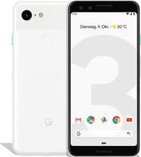 Google Pixel 3 64GB Clearly White, Neuwertig, Display Burn-In