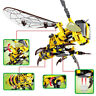 236 Pcs Wasp Insect Model Building Blocks Set Easy to Build Toy Bricks Kids Gift