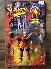 1995 ToyBiz X-Men X-Force Deadpool Action Figure -