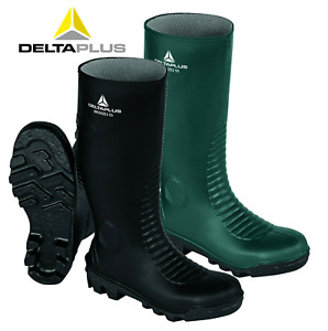 MENS SAFETY WELLINGTONS WATERPROOF BOOTS STEEL TOE CAPS S5 WELLIES BOOTS SHOES