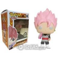 Dragon Ball Super POP! Animation Super Saiyan Rose Goku Black 10cm n°260 FUNKO