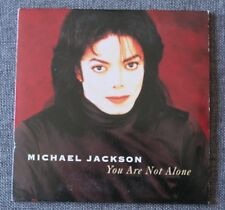 Michael Jackson, you are not alone / scream louder, CD single