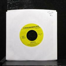 """Bloodrock / A Foot In Coldwater - D.O.A. / Anything You Want 7"""" VG+ Vinyl Canada"""