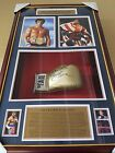 "Sylvester Stallone ""Rocky"" personally signed and framed boxing glove"