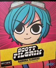 Ramona Flowers Mondo Hot Topic Exclusive Figure Scott Pilgrim Green Black White