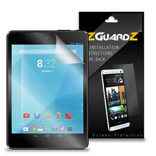 2X EZguardz Screen Protector Cover HD 2X For Mach Speed Trio Stealth G4 7.85""