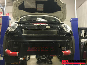 Fiat 500 Abarth 60mm Core Airtec Intercooler Upgrade (Automatic Gearbox)