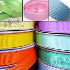 Grosgrain 1-5 Mtrs/Yds Length Sewing Ribbon Kits/Packs