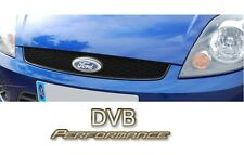 Zunsport Ford Fiesta ST 2006 to 2008 Front BLACK Top Grille
