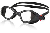 Speedo FIT MDR 2.4 Polarized Fitness Goggle - Elastomeric, Speedo Black