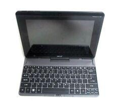 Acer Iconia Tab W500 Laptop AMD C-60 1GHz 32GB SSD 2GB RAM No OS