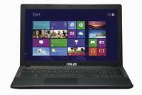 "ASUS R512M LAPTOP 15.6"" 500GB HDD 4GB RAM 2.0GHz Black Laptop USB 3.0 WIFI WIN8"