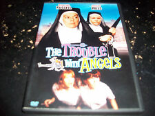 CLASSIC COMSEDY: THE TROUBLE WITH ANGELS!!! USED & IN MINT CONDITION!!