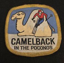CAMELBACK Skiing Ski Patch Pocono's PENNSYLVANIA PA Resort Souvenir Travel Lapel